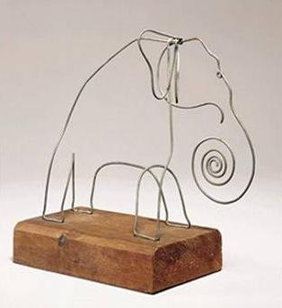 Alexander Calder, Elephant, 1928